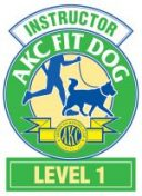AKC Evaluator Canine Good Citizen Badge for positive reinforcement training in Fairview, PA
