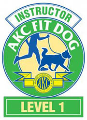 AKC Fit Dog Instructor Dog Training Certification